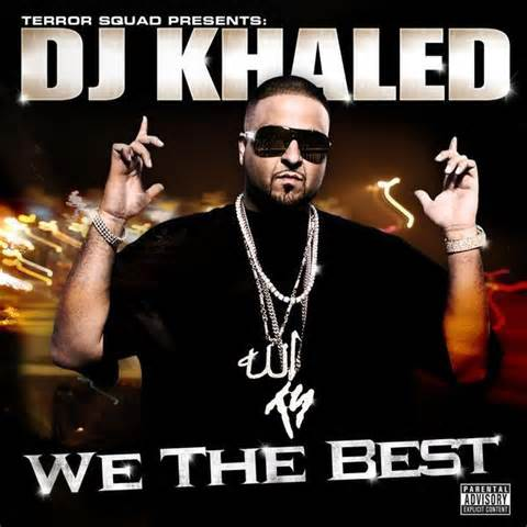 DJ Khaled Lyrics